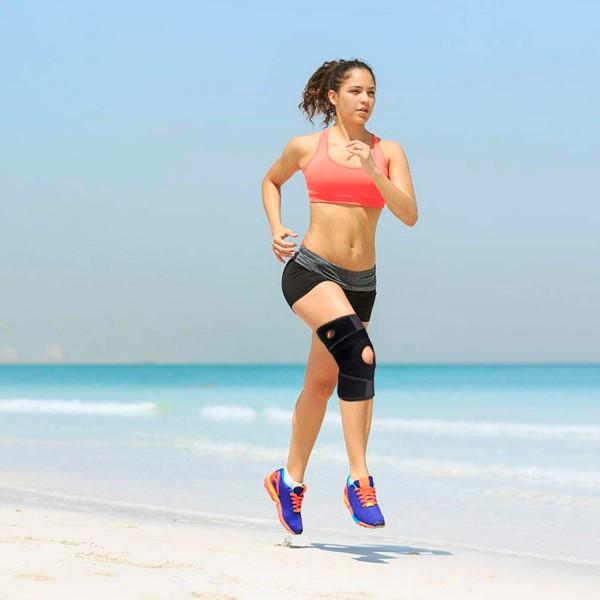 Cómo fortalecen sus rodillas los deportistas profesionales