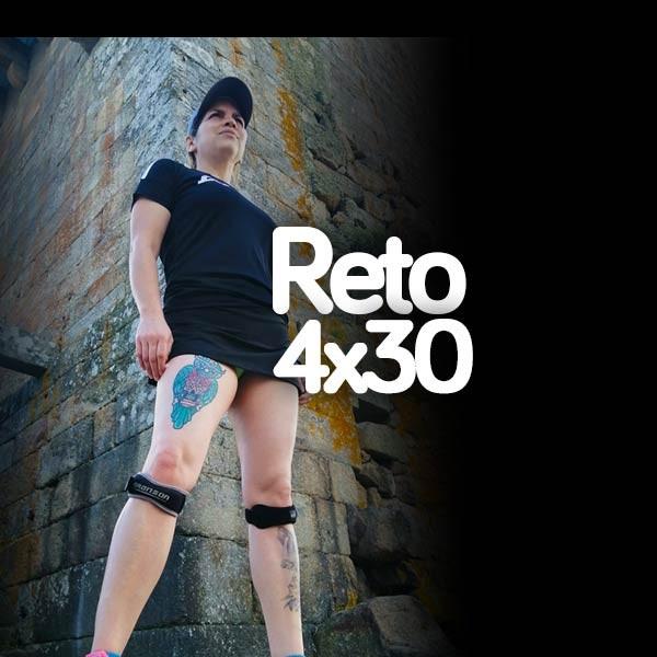 Reto 4x30 de FV Nutrición, adelgaza 4 kilos en 30 días gratis