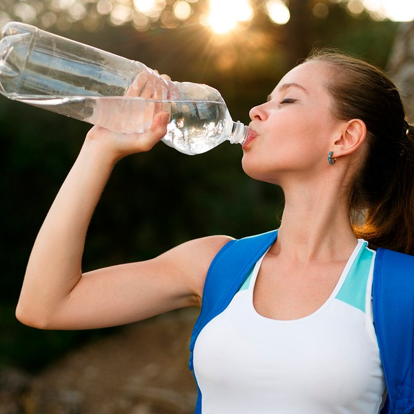 Podcast Cómo hidratarte para evitar lesiones