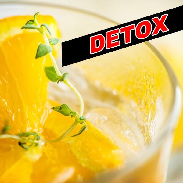 Tres recetas de detox: energizante, quema grasa y estimulante del metabolismo