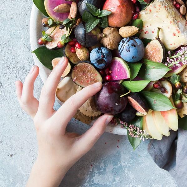 Pequeños pasos para llevar una alimentación saludable